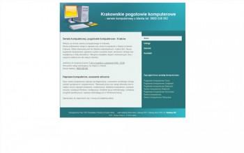 Pogotowie Komputerowe Kraków – serwis komputerowy u klienta