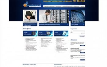 Pogotowie komputerowe Serwis komputerowy Usługi IT Informatyk Poznań